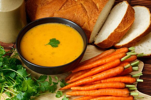 carrot superfood