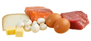 Food sources-vitamin D