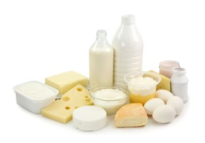 dairy products vitamin b