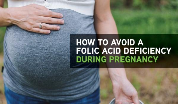 Folic Acid Deficiency During Pregnancy
